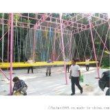 青海玉樹大型多人網紅鞦韆遊樂設備
