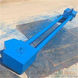 粉料输送设备 倾斜垂直管链输送机生产厂家 六九重工