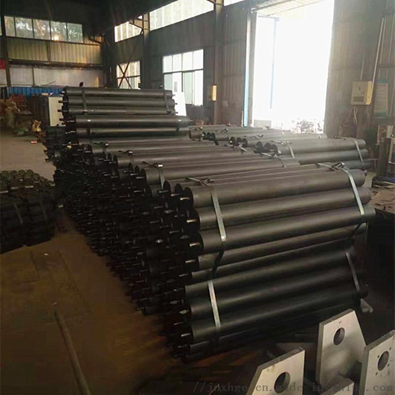 聚氨酯托辊 聚氨酯平行螺旋梳形托辊 厂家供应