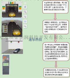 哈尔滨停车场车位引导系统