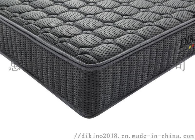 迪姬诺环保防螨透气乳胶酒店床垫情趣床垫乳胶弹簧床垫