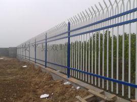 热镀锌钢护栏, 围墙栅栏, 户外小区围栏,