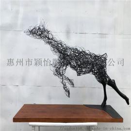 雕塑厂家,酒店雕塑摆件