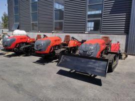 柴油拖拉机 大棚用履带拖拉机 果园用旋耕机