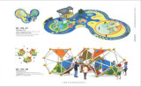 深圳文化主題公園攀爬拓展器材,非標遊樂設備