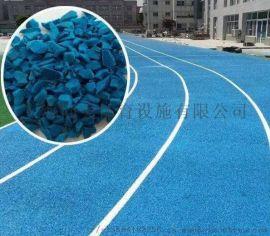开化全塑型塑胶跑道门球场草坪铺装运动场铺设施工