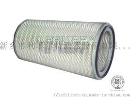 聚酯无纺布空气滤筒