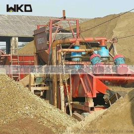 福建供应细沙回收机 矿用脱水筛 尾砂回收一体机
