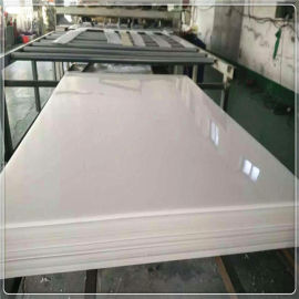 阻燃PVC硬板 耐压PVC塑料板 绝缘垫板
