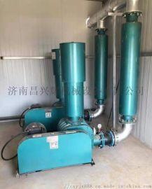环保设备污水处理水产养殖专用三叶罗茨风机