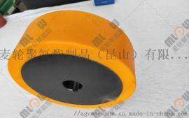 鐵芯包膠輪, 聚氨酯包膠輪, 承載輪包膠