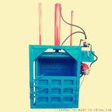 廢銅版紙立式液壓捆包機 80T雙油頂液壓捆包機