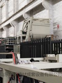 山东自动化轻质防火板加工线