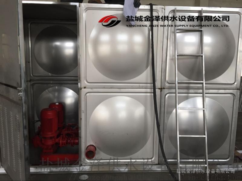 山東臨沂不鏽鋼消防水箱廠家