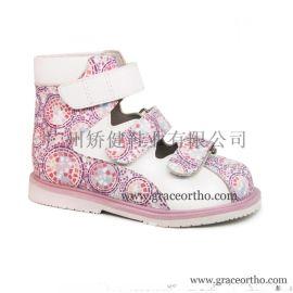 廣州矯健力學功能穩定修復足踝異常,高顏值外貿矯形鞋