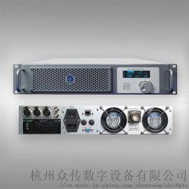 轻便型1kW调频广播发射机 CD音质调频发射机