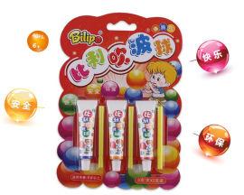 魔术泡泡胶,太空气球泡泡胶,儿童吹气泡泡泡胶玩具