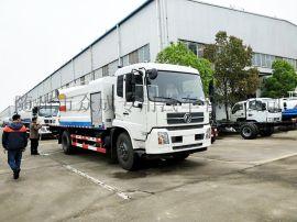 国六15方绿化环保洒水车厂家直销可分期