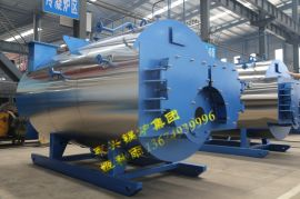 宁夏吴忠1吨燃油气蒸汽锅炉