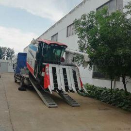 农业跨区用4.2米5吨收割机铝梯