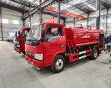 企業自用消防車   東風4.5噸消防灑水車