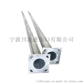 高强度钢灯杆 公路灯杆
