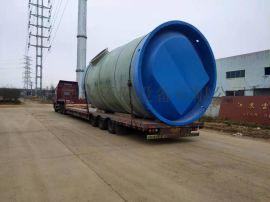 一体化泵站一体化预制泵站液位控制技术