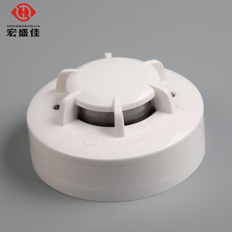 RS485烟雾报 器 烟感探头 支持二次开发