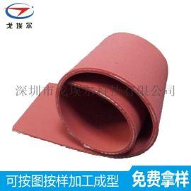 厂家直销 夹布硅胶板1-10mm 可定制