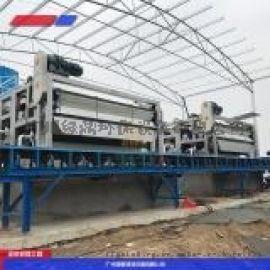 河沙污水污泥处理设备厂家_绿鼎环保  价格实在