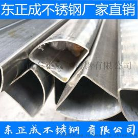 河南304不锈钢扇形管,不锈钢异型管规格齐全