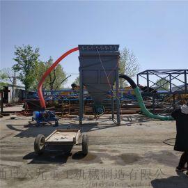 环保型吸灰机规格型号 仓顶脉冲布袋除尘器 ljxy