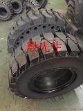 裝載機1200-20實心輪胎 耐扎抗磨叉車實心胎