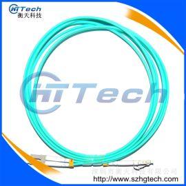 深圳LC万兆OM3光纤跳线厂家