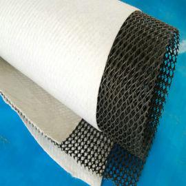 三维复合排水网6.3mm厚铺设指导