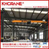 上海锟恒供应LD-1/10T-5M欧式单梁起重机