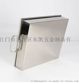 不锈钢商用蒸盒年糕饭菜阿胶糕专用盒厂家