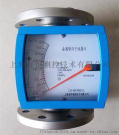 上海金属管浮子流量计
