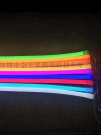 深圳厂家供应LED硅胶户外霓虹灯带DIY灯带