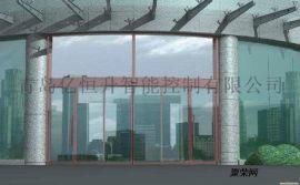 青岛开发区感应门安装