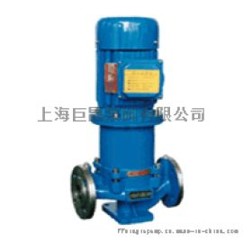 CQG不锈钢立式管道磁力泵 离心泵 上海巨晟