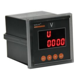 安科瑞報 直流電壓表,PZ72-DU/J直流電壓表