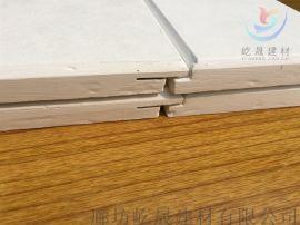 室内防火新型岩棉玻纤板吸音吊顶室内彩色装饰吸音板
