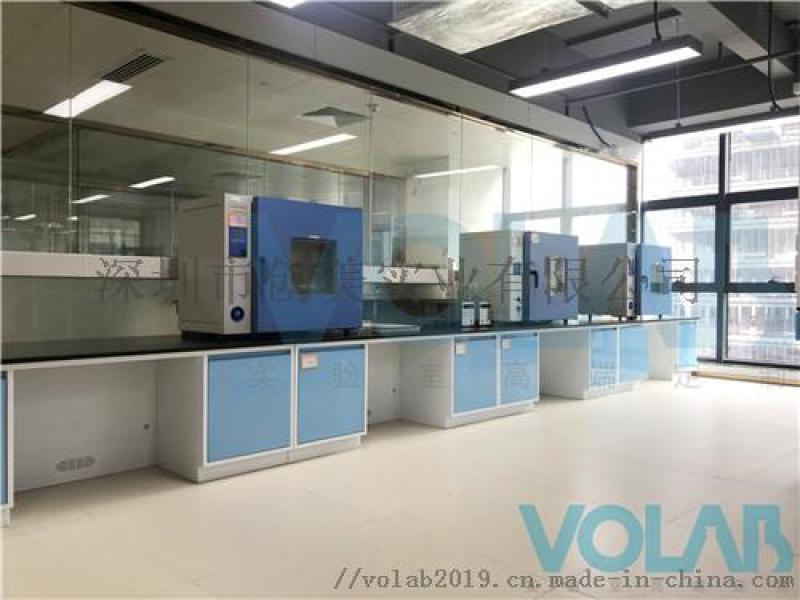 中山实验室排风系统建设VOLAB