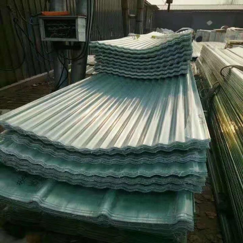 採光板透明 陽光棚採光瓦陽光板 FRP玻璃鋼採光板