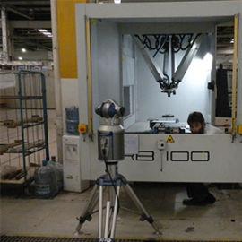 鐳射跟蹤儀測量服務、鐳射跟蹤儀租賃