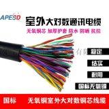APESD大對數電話電纜語音通信線纜室外HYA5/10/20/25/30/50/100對
