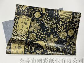 17-80g拷贝纸雪梨纸蜡光纸多色印刷金银色印刷拷贝纸印刷定制LOGO