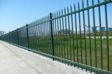 成都小区围墙栏杆,喷塑小区围墙栏杆厂家