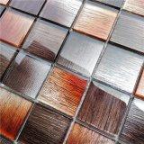夹胶玻璃不锈钢马赛克瓷砖客厅